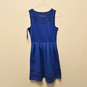 Apt. 9 Womens Blue Dress